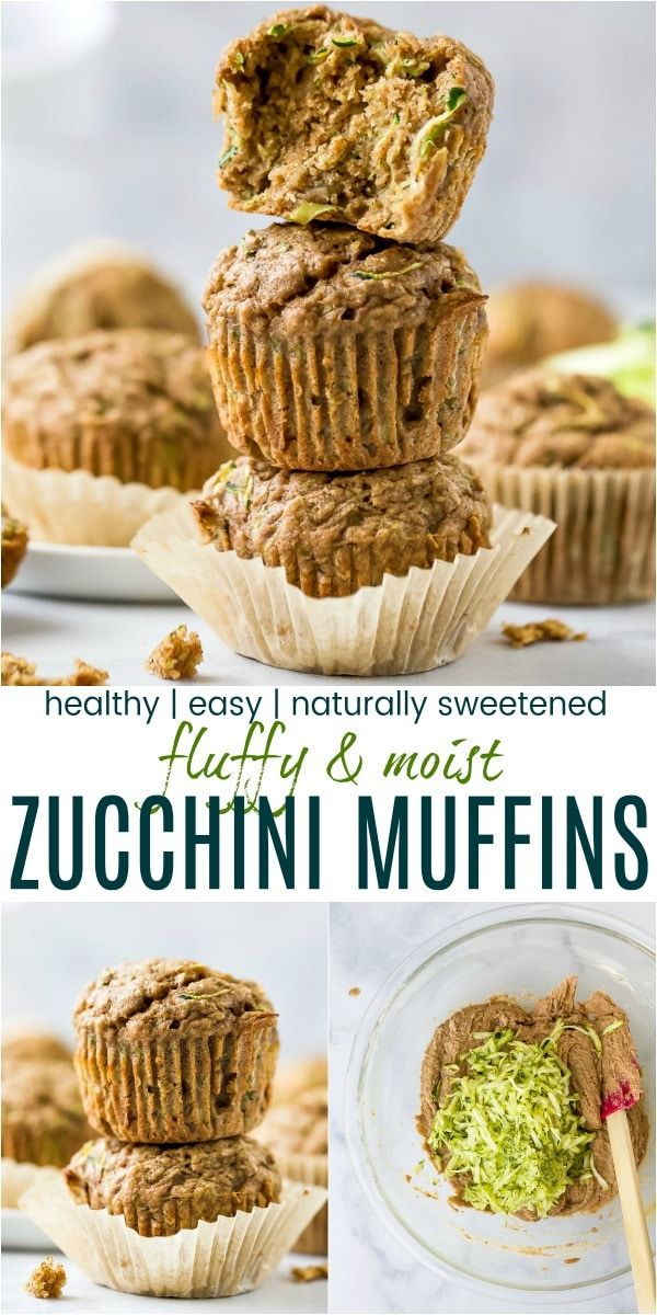 The Best Easy Healthy Zucchini Muffins Zucchini Muffin Recipe Recipe Zucchini Muffins Zucchini Muffins Healthy Healthy Zucchini