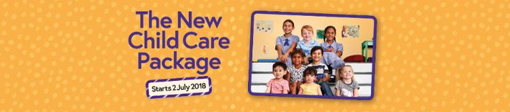 """Your Action is required to receive new Child Care Subsidy payment. """"New Child Care Subsidy will replace the current CCB & CCR  #ChildCare #Kindergarten #Children #Child #Kid #Kids #Fun #Happy"""