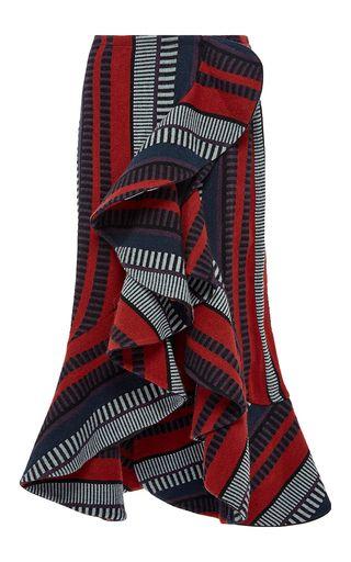 M'o Exclusive Alexia Skirt by JOHANNA ORTIZ for Preorder on Moda Operandi