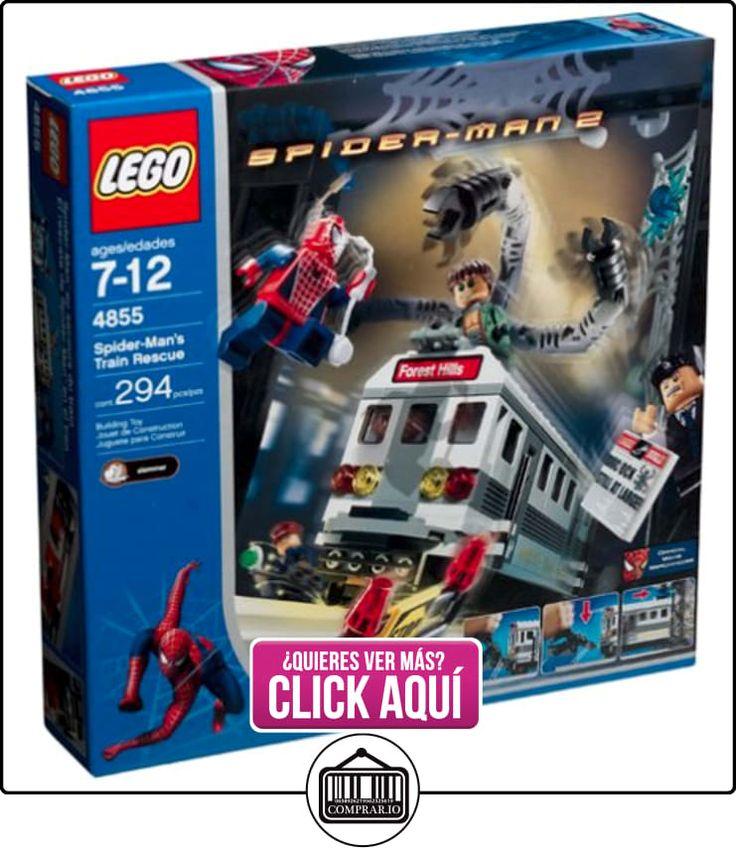 Rescue 4855 from Lego LEGO Spider-Man 2 train Jack [parallel import goods] (japan import)  ✿ Lego - el surtido más amplio ✿ ▬► Ver oferta: http://comprar.io/goto/B00015C99O
