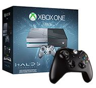 Xbox One 1TB Limited Edition Halo 5: Guardians Bundle with Free Xbox One Wireless Controller for Xbox One | GameStop