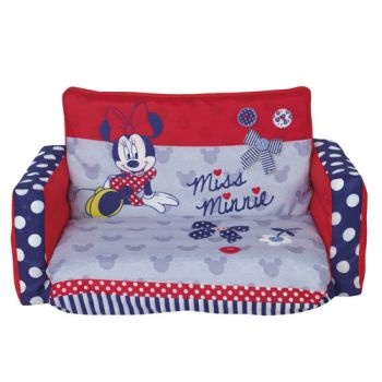 Minnie Mouse inflatable sofa