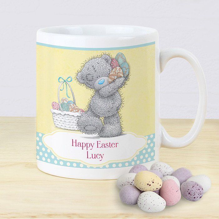 79 best personalised easter gifts images on pinterest easter gift personalised me to you easter mug the hut market personalised gift shop negle Images