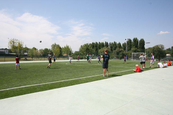 sport lago Garda, villaggio Sirmione, football