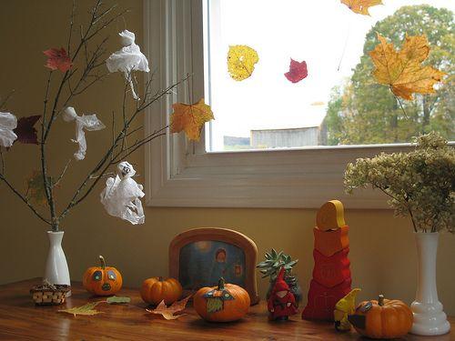 October Crafts For Preschool