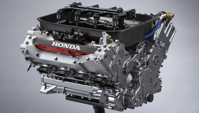 f1 engines? | Honda's F1 engine revealed