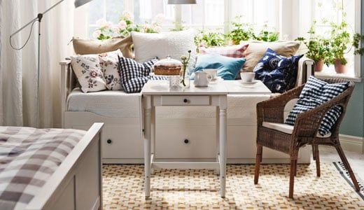 Ikea Ingatorp Klapptisch.Ingatorp Klapptisch Von Ikea Guest Bedroom In 2019
