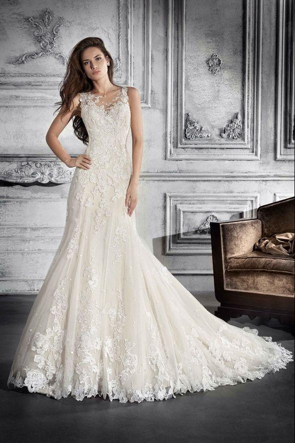 Νυφικά Φορέματα Demetrios Collection - Style 753