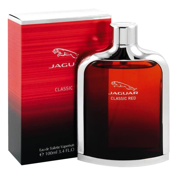 Jaguar Classic Red woda toaletowa 100 ml