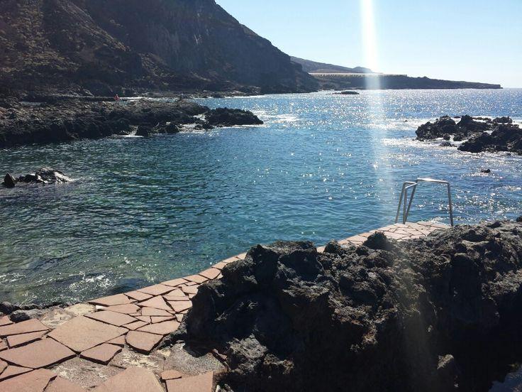 Tacorón La Restinga, El Hierro, Islas Canarias, Canary Island.