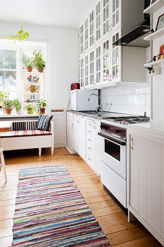 Stylisch-skandinavisch: Diese Küche wollen wir auch haben!