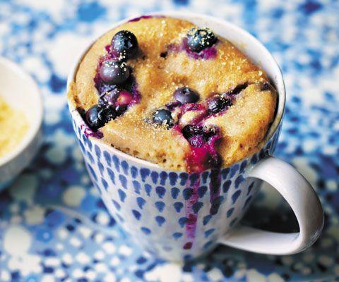 Кексы в микроволновке: 8 рецептов. Шарлотка, чизкейк и другие десерты. Сладкая выпечка