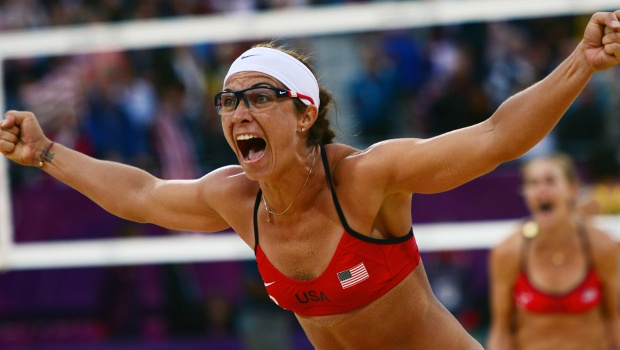 Misty May-Treanor & Kerri Walsh Jennings to compete in all-American beach volleyball final - go girls!!!