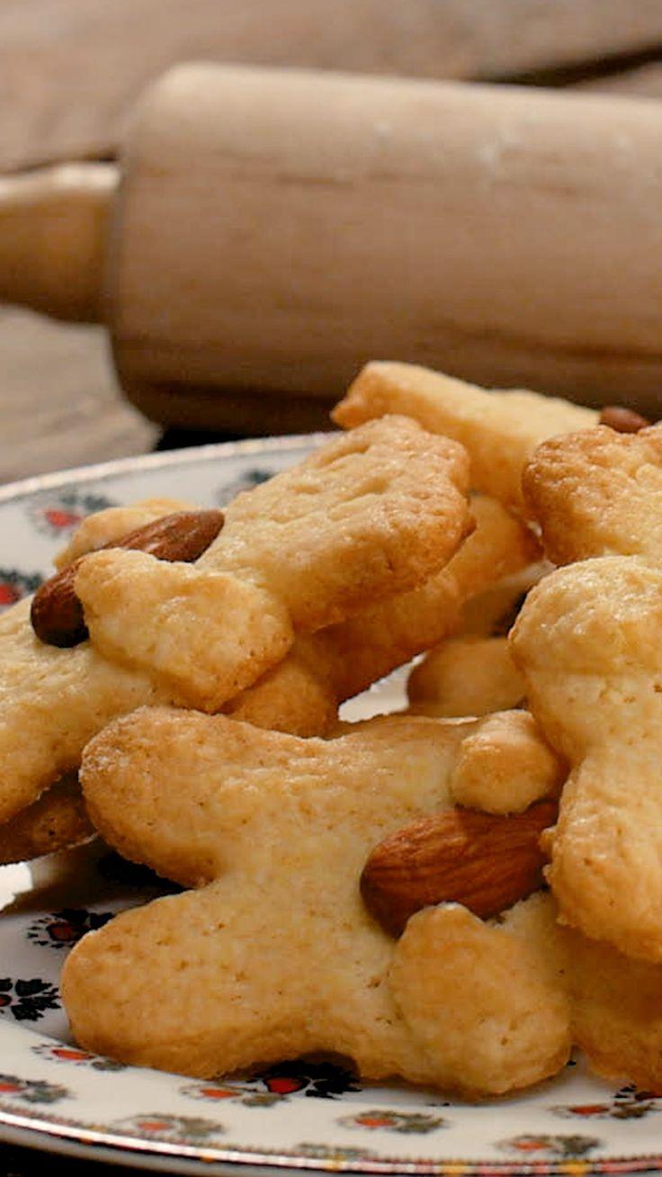 Tastemade | Sablé ourson câlin  ~ Recette