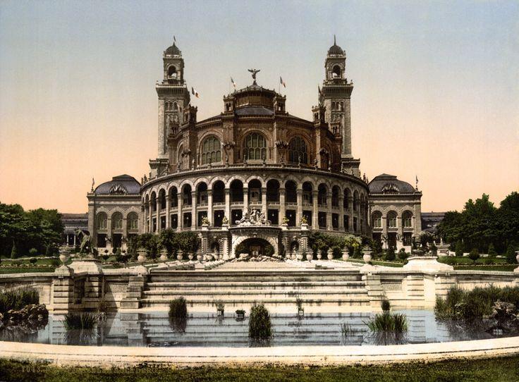 paris | Paris – Exposition universelle de 1900 | Saint-Sulpice photography