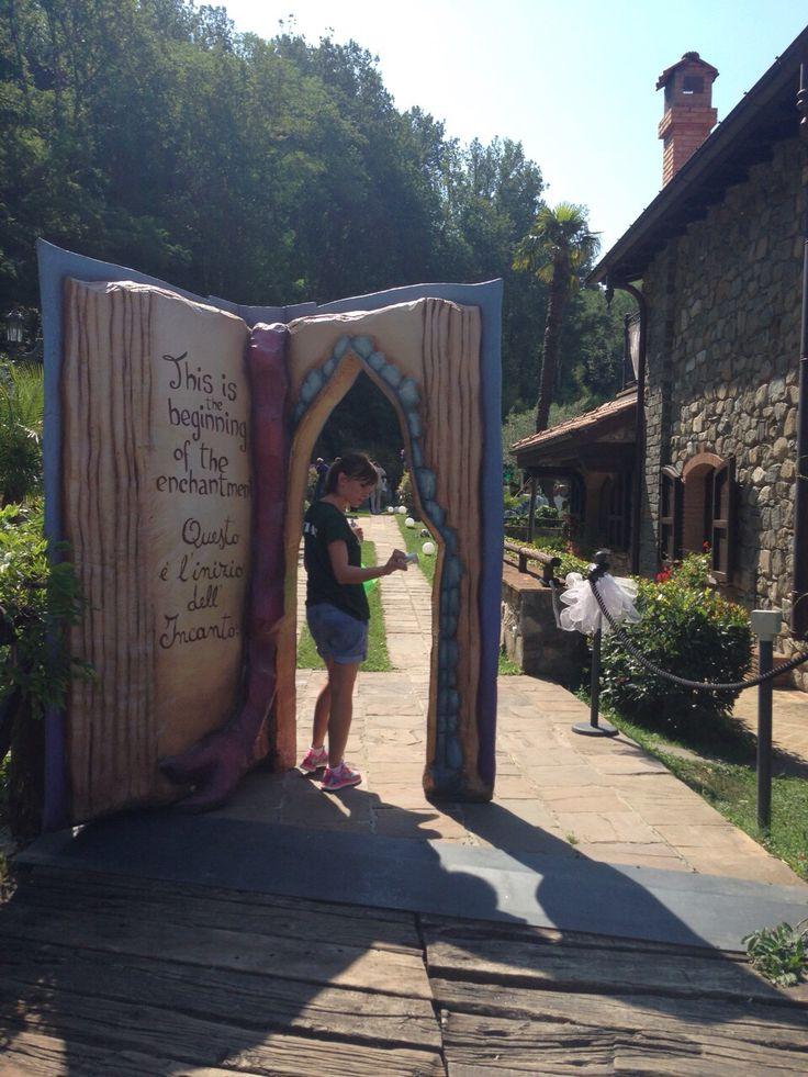Libro incantato ...il passaggio più magico per rendere uniche le tue foto nel giorno più bello