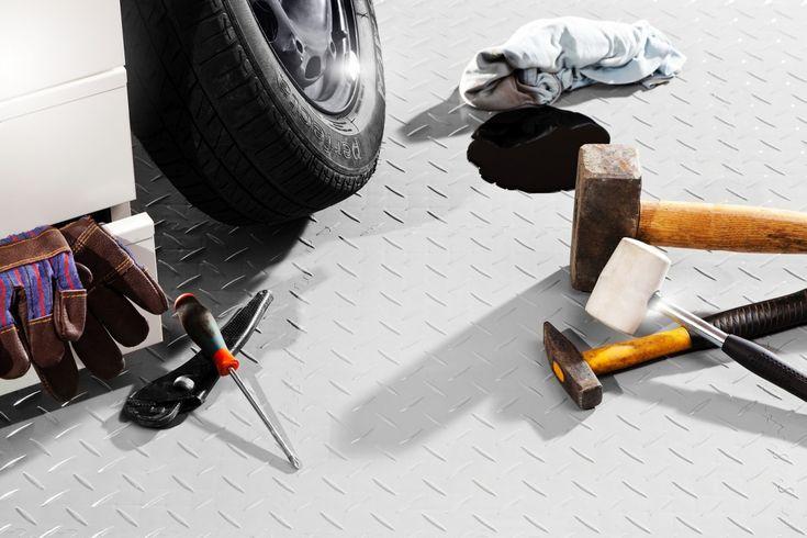 F.A.Q Dalles PVC garage Fortelock de Fortemix - BLOG BRICOFLOR