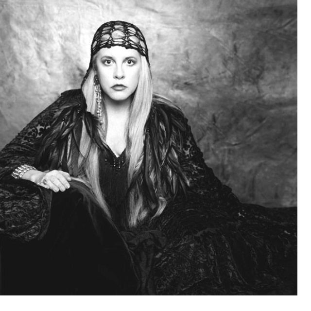 "Stevie Nicks  - ""Well, I've been afraid of changing/   'Cause I've built my life around you/   But time makes you bolder /  Children get older/   I'm getting older too..."" (Landslide)"