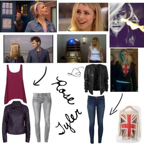 Rose Tyler outfits