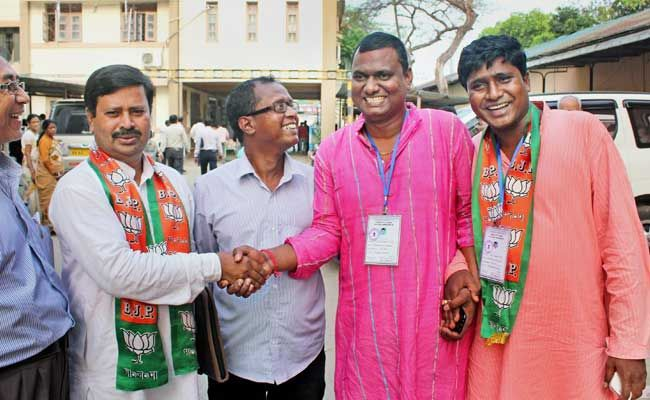 Manifesto: BJP For Driving Out Infiltrators, Plugging Dearness Allowance Gap