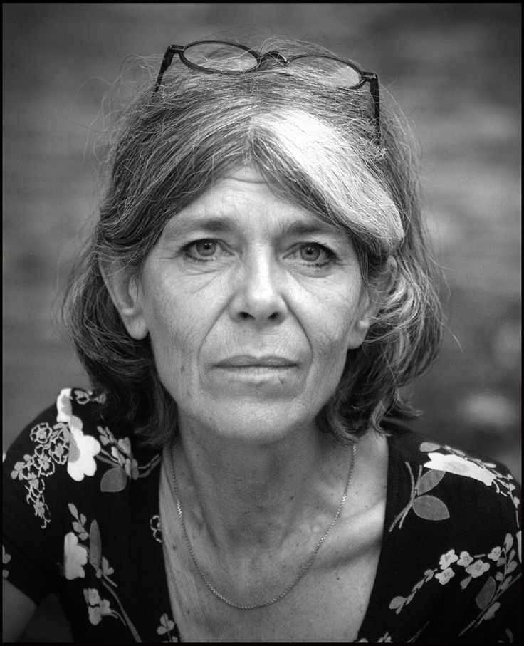Anna Enquist (1945), pseudonym of the Dutch writer and poet Christa Widlund-Broer. She is also a psychoanalyst. Photo by Keke Keukelaar