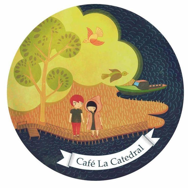 Caja galletas, Laguna de la Cocha