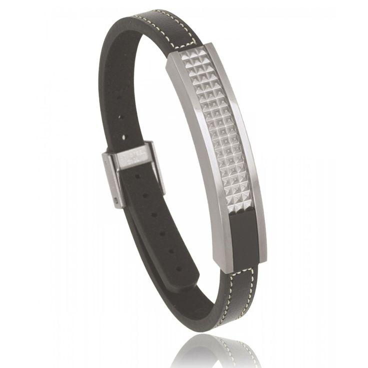 Bracelet cuir Ares - Murat Paris