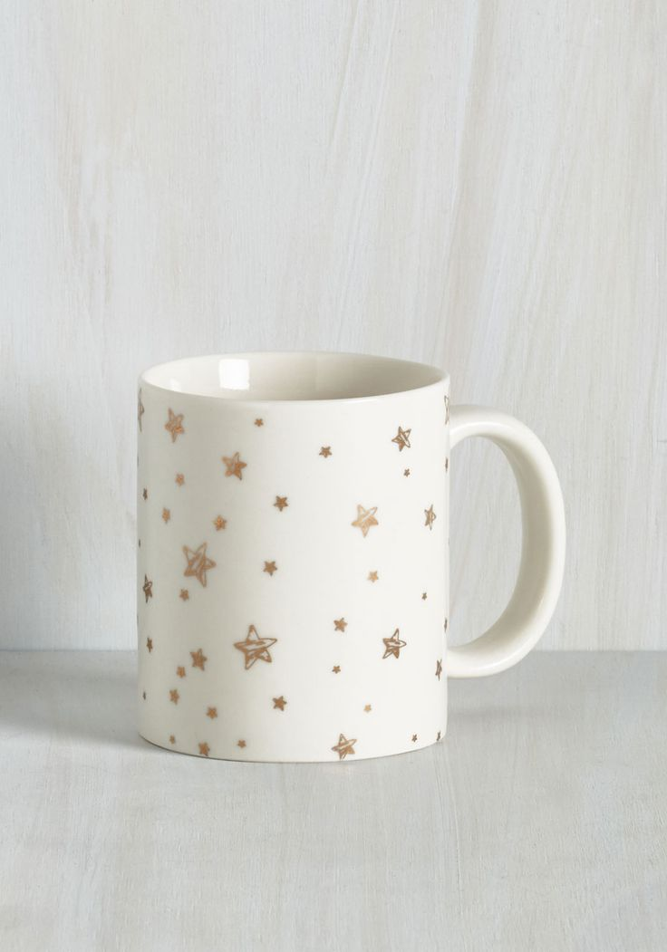 Good as Goal Mug | Mod Retro Vintage Kitchen | ModCloth.com