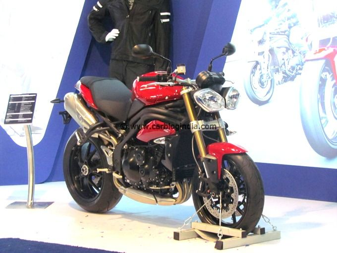 Triumph To Build 250CC Motorcycle In India– Will Also Export To Indonesia