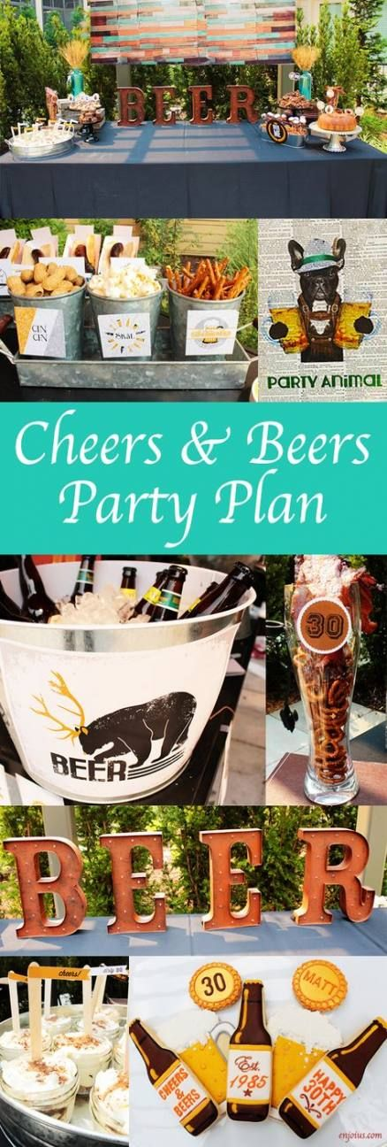 31+ Trendy Party Themes For Adults Men