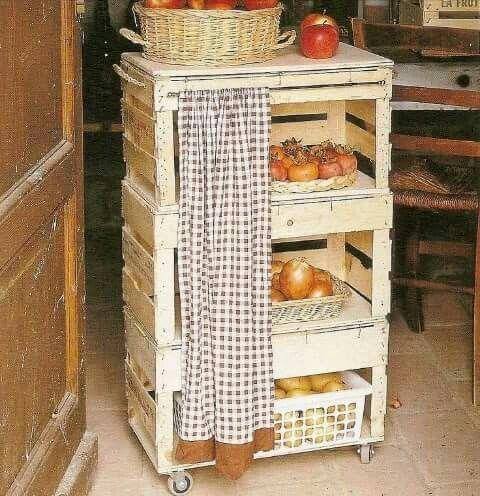 Cassette frutta