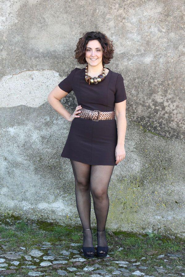 Cool Pencil Skirt Burgundy Heels Thick Curvy Quotif You Like My Curvy Girl
