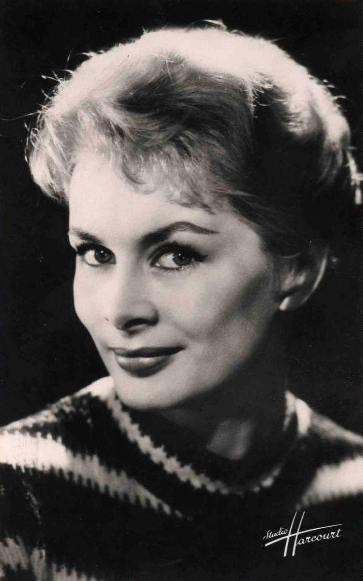Jacqueline HUET (1929-1986) par Harcourt