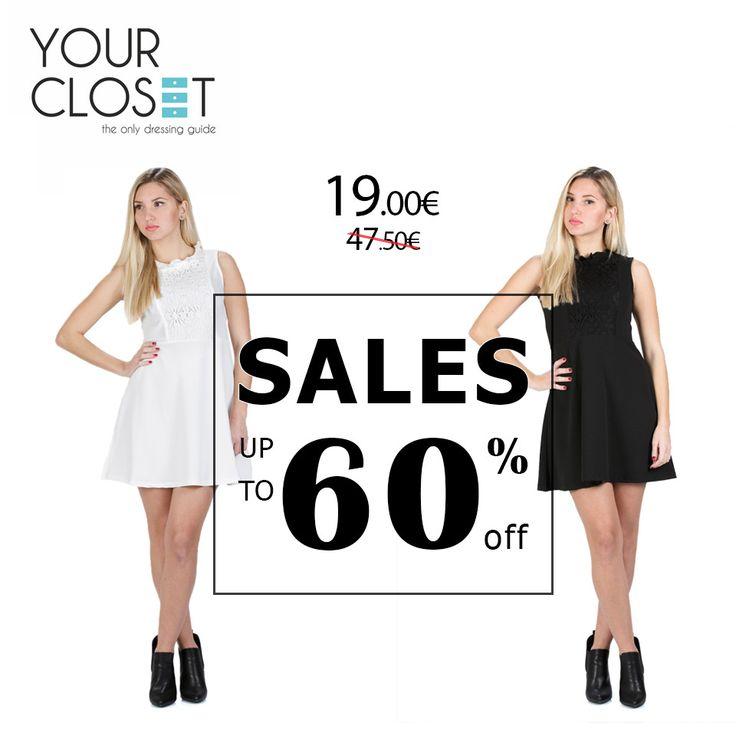 Μεγάλες #προσφορές στα #φορέματα μας! Φόρεμα αμάνικο κλος μίνι #fashionlover #eshop  #sales #fashionblogger #fashionista #fashionstyle #fashionaddict #fashionlover #fashion #style #dress #mini #fashionblog #lookoftheday #new #newcollection #womenswear #women