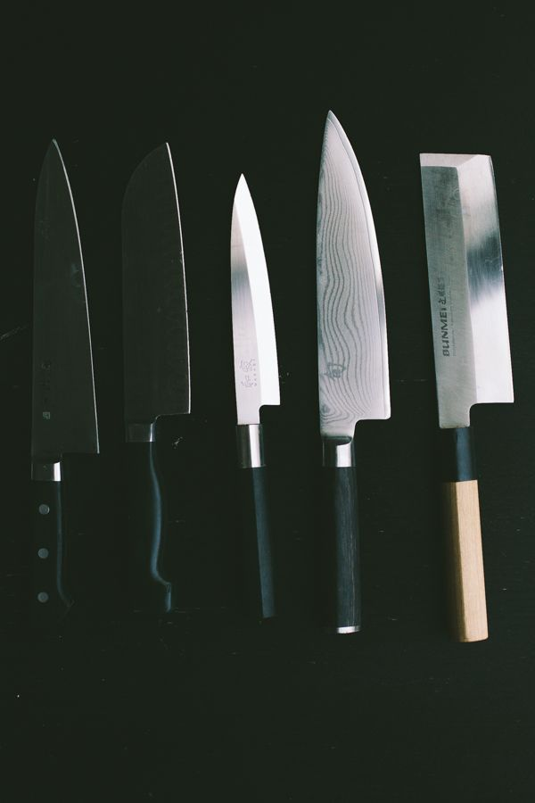 How to choose a chef's knife -- the most important tool in your kitchen