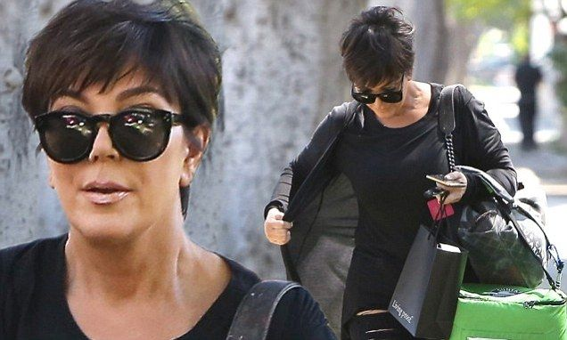 Kris Jenner picks up load of weight loss meals ahead of Kim's nuptials