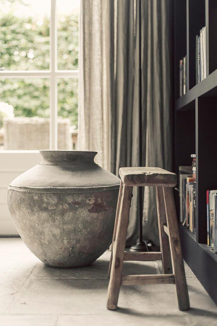 oude kruik groot | www.twoonhuis.nl