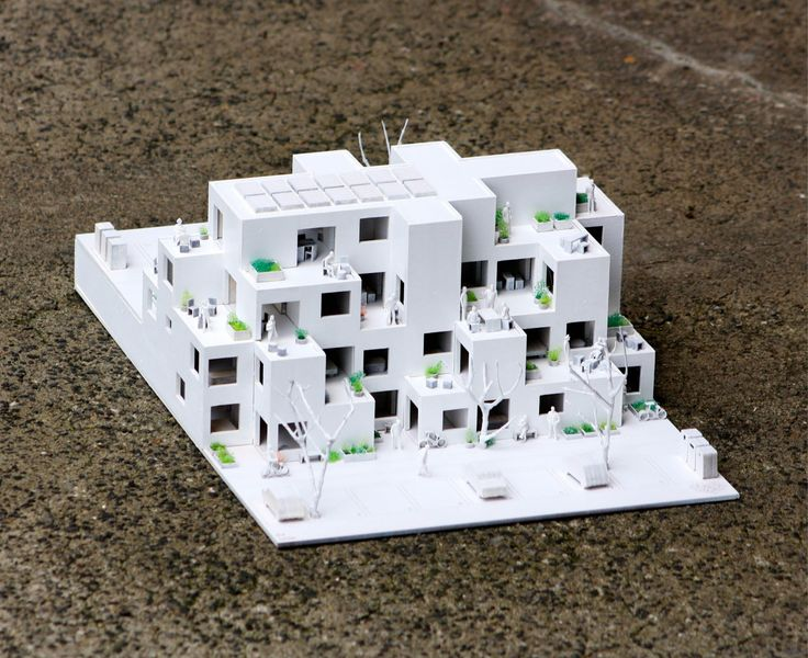 Gallery of Alvenaria Social Housing Competition Entry / fala atelier - 9