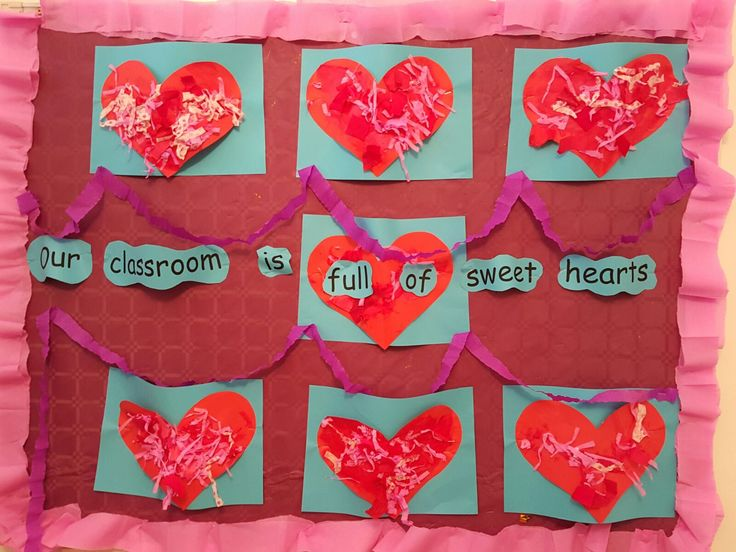Valentine's Day in Early Years @ Acorns Nursery Bucharest