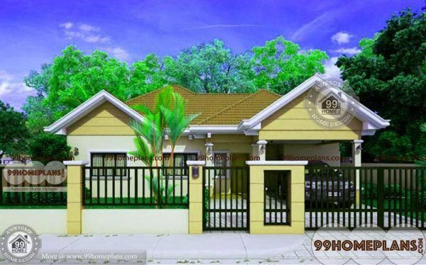 Traditional Indian House Designs Home Plan Elevation One Floor Model House Design Indian Home Design House Design Pictures