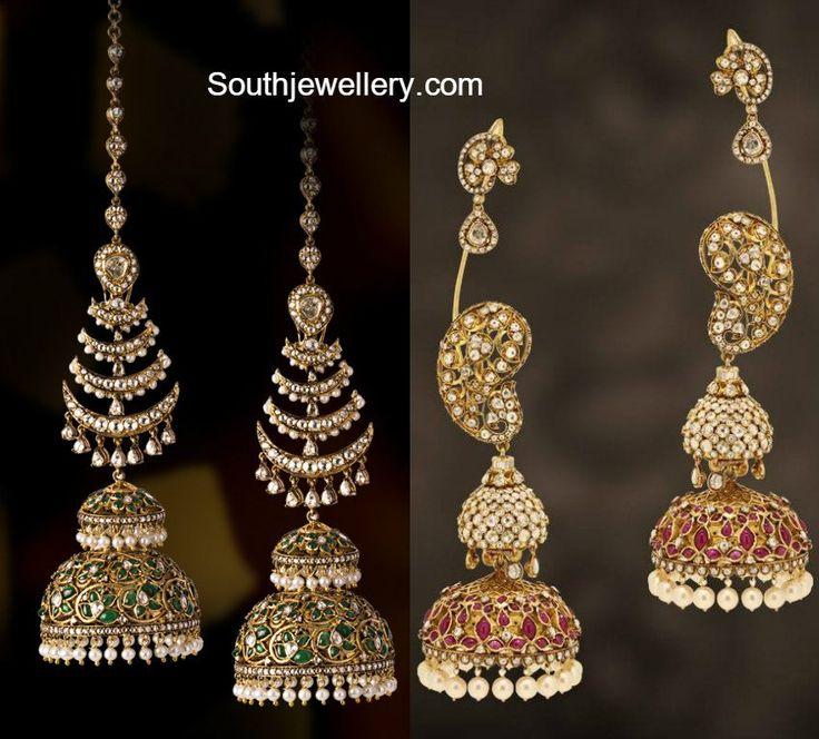 Beautiful Designer Jhumkas