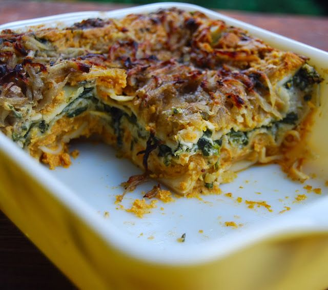 Holy Cow! Vegan Recipes | Indian Vegan Recipes | Gluten-Free | Eggless Baking - 380 cals for lasagne - thank you very much :-)
