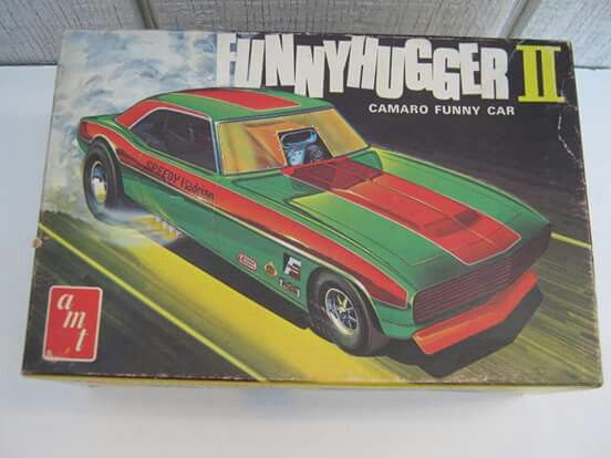AMT FunnyHugger II model kit