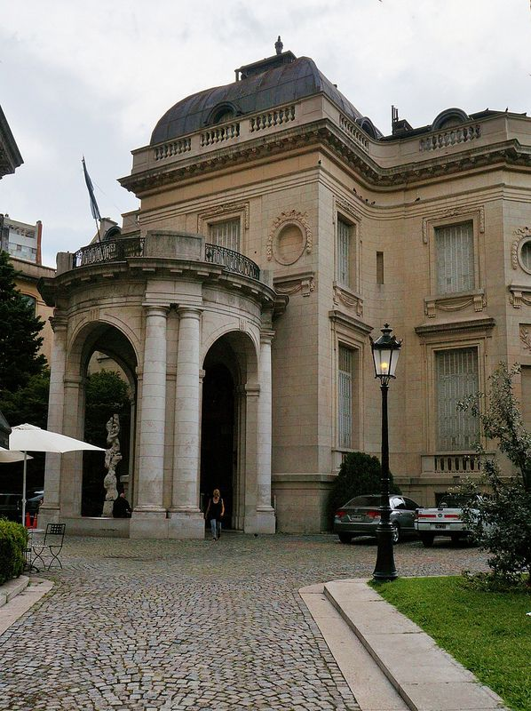 Museo Nacional de Arte Decorativo barrio de la Recoleta Buenos Aires