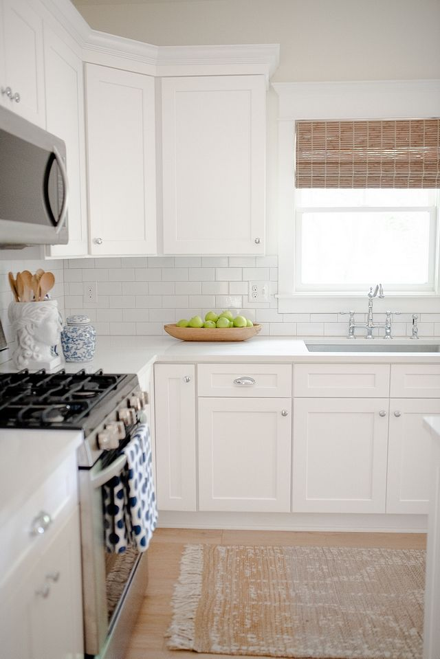 Pin By Summer Kuhn On Kitchens In 2020 Paint Cabinets White