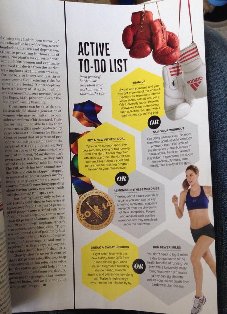 magazine layout idea