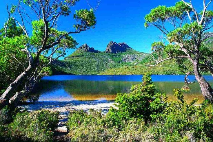 The Tasmania island
