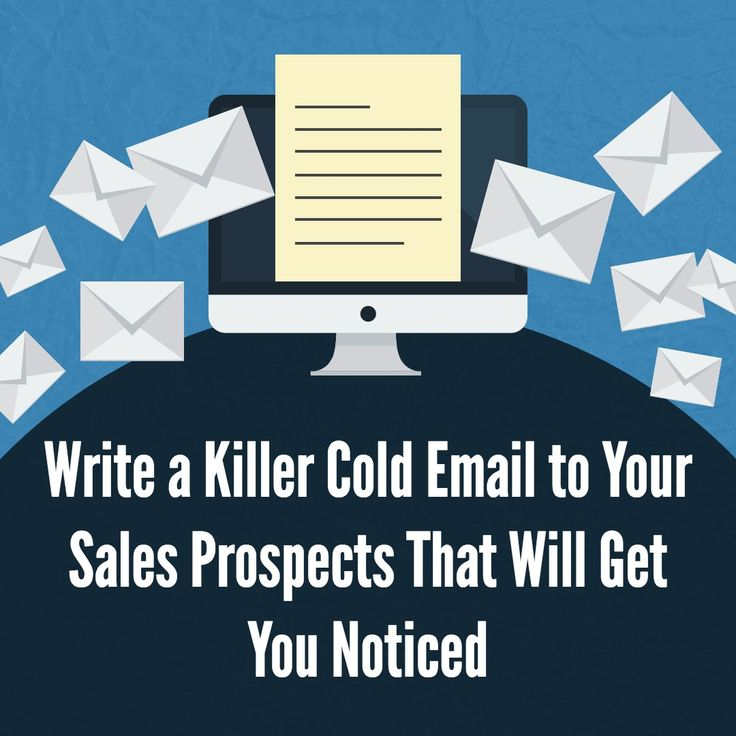 Think cold emails can't crack the door open with high-end sales prospects? Think again. Follow these tips to get the results you want from your next sales prospecting email.