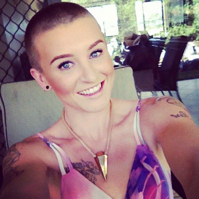 Ladies Ultra Short Haircuts | Beautiful people | Pinterest
