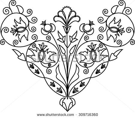 Hungarian Pattern Stock Photos, Images, & Pictures   Shutterstock